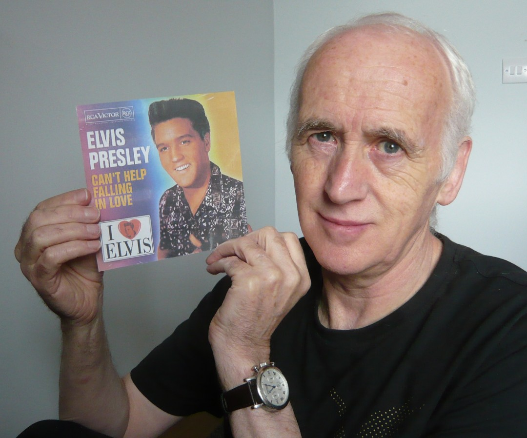 Terry Deary – Author: Elvis Presley- Can't Help Falling in Love With You