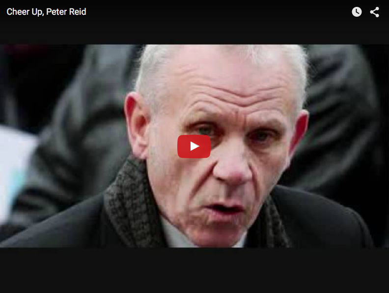 Martyn: Cheer Up Peter Reid