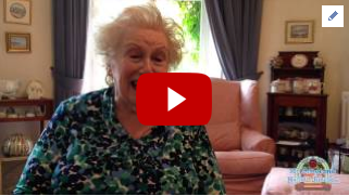 Denise Robertson – TV Presenter: Lambton Worm